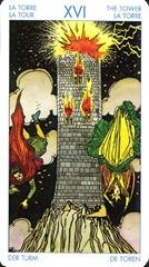 The Tower 2e Carta Mundi
