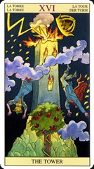 The Tower - Tarot of the New Vision