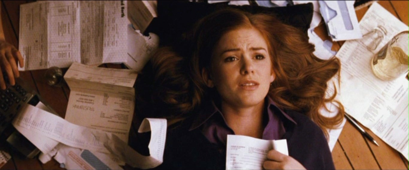 Image result for bills confessions of a shopaholic