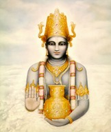 Dhanvantari Physician to the Gods