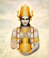 Dhanvantari Physician to the Gods