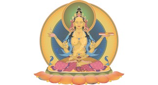 Prajnaparamita a Buddhist Vidyadhari