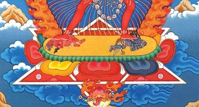 Kalaratri and Bhairava