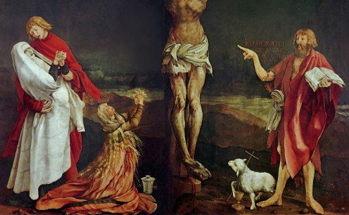 Crucifixion-Figures