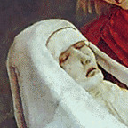 Crucifixion-Mary-Face